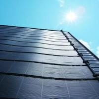 SƯỞI ẤM BỂ BƠI: Zane Solar Gulf Panel