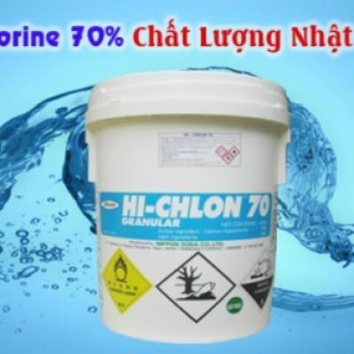 【CHLORIN 70%】 NIPPON SODA