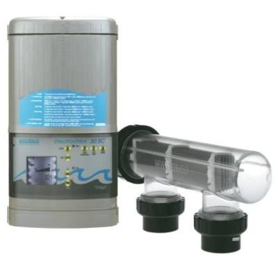 MÁY ĐIỆN PHÂN MUỐI Chlorine: Electrochlor LCD
