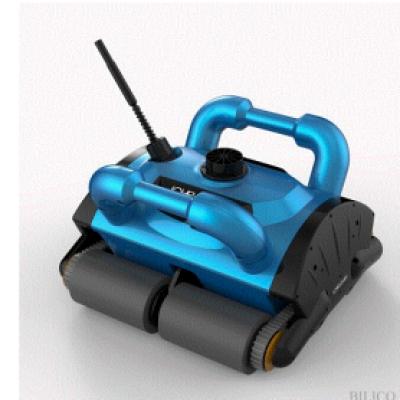 ROBOT VỆ SINH HỒ BƠI iCleaner-200 HIỆU SUẤT VỆ SINH HIỆU QUẢ