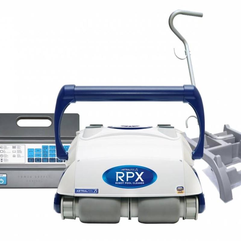 VỆ SINH HỒ BƠI - ROBOT RPX