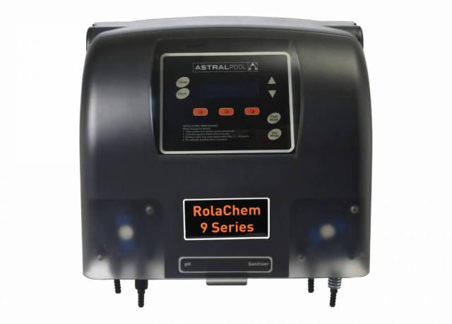 HỆ THỐNG ĐIỀU KHIỂN TỰ ĐỘNG Rolachem RP9