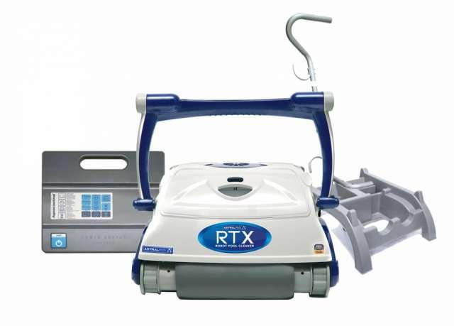 RTX- ROBOT CHUYÊN VỆ SINH HỒ BƠI HIỆU QUẢ